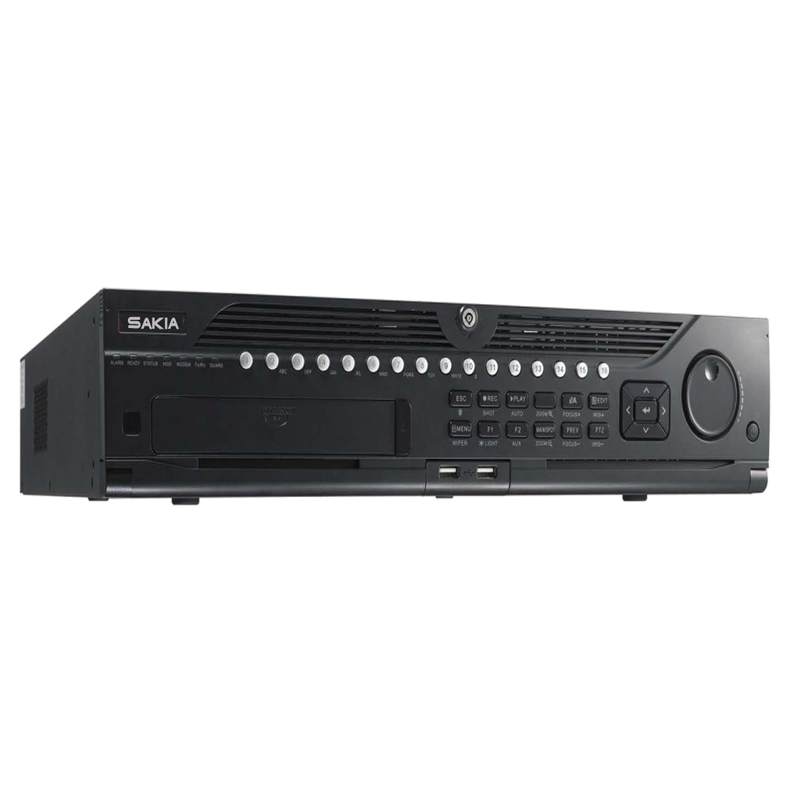 SN 62 NVR Network Video Recorder